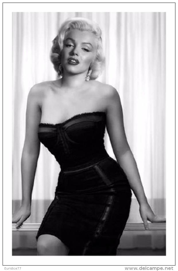 Marilyn Monroe Postcard (1343) - Publisher Pyramid Year 2011 - Size 9x14 Cm. Aprox. - Femmes Célèbres