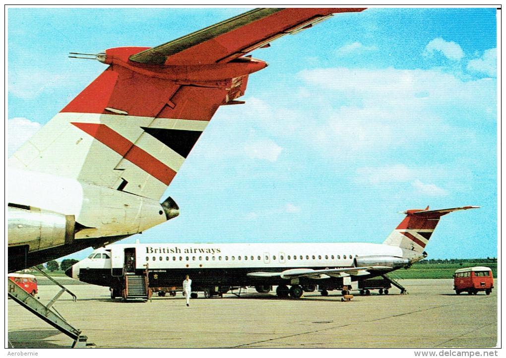 BRITISH AIRWAYS - BAC-111-500 (Airline Issue) - 1946-....: Moderne