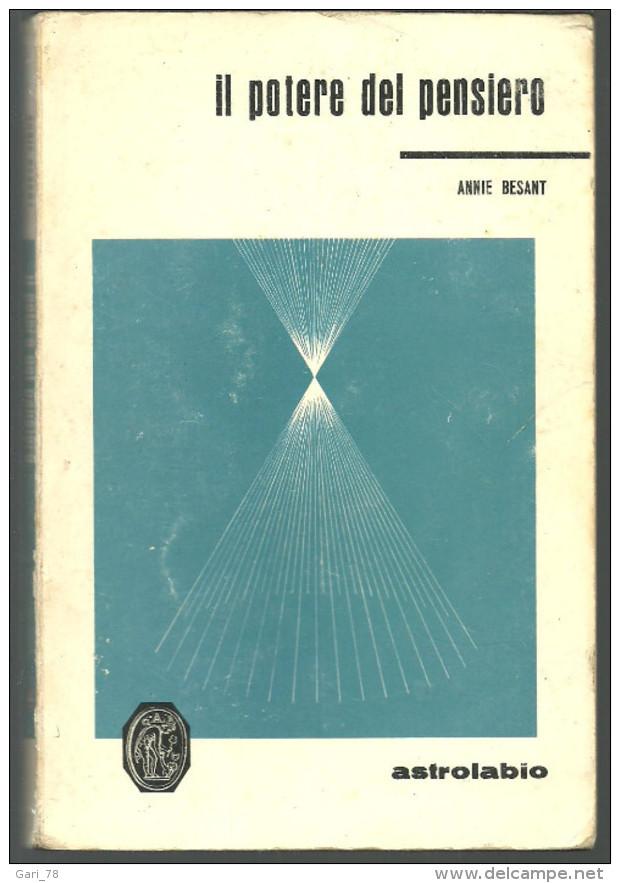 Annie BESANT Il Potere Del Pensiero (en Italien) - Livres, BD, Revues
