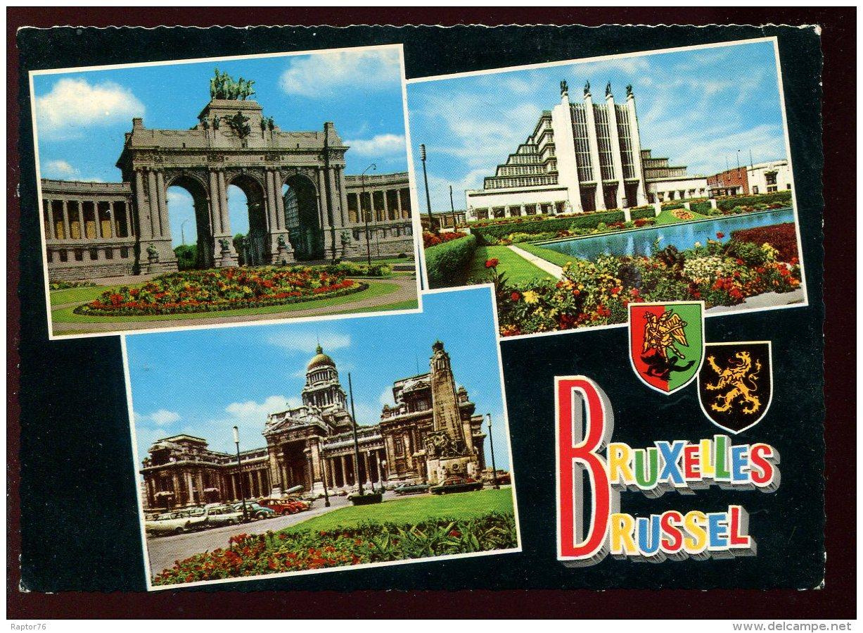 CPM Belgique BRUXELLES Multi Vues - Brüssel (Stadt)