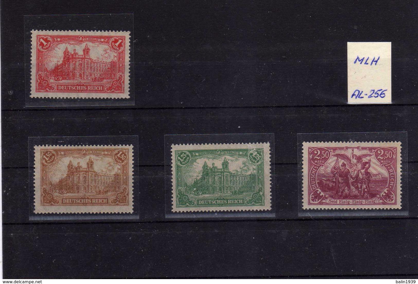 1939 - Alemania - Mi  - MLH - AL-256 - Alemania