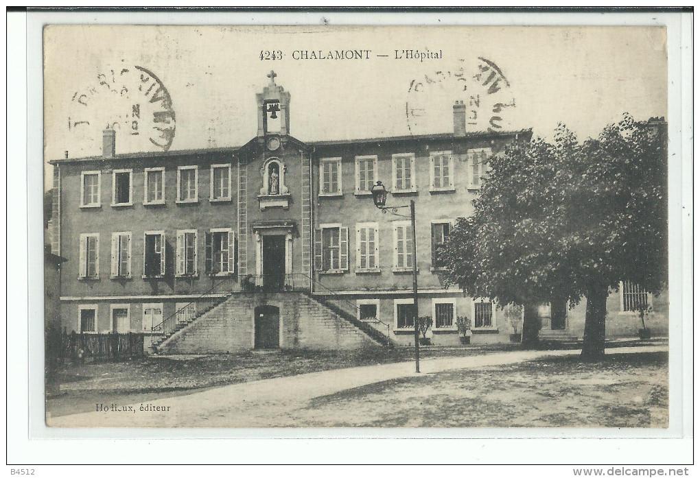 01 CHALAMONT L'Hôpital - Other Municipalities