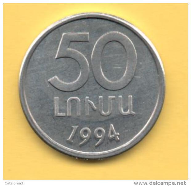 ARMENIA 50 Luma 1994  KM53 - Armenia
