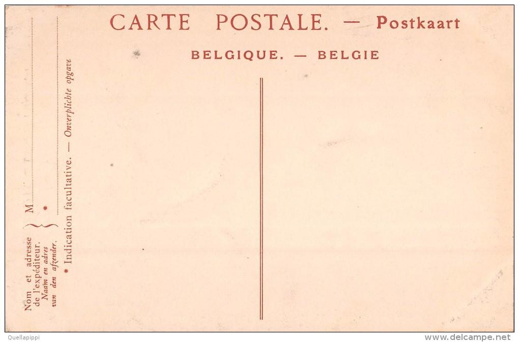 """04275 """"BRUXELLES - MAISON DES CORPORATIONS"""" ANIMATA CART. NON SPED. - Non Classificati"""