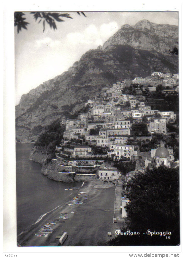 Positano - F.G. - Anni ´1950 - Salerno