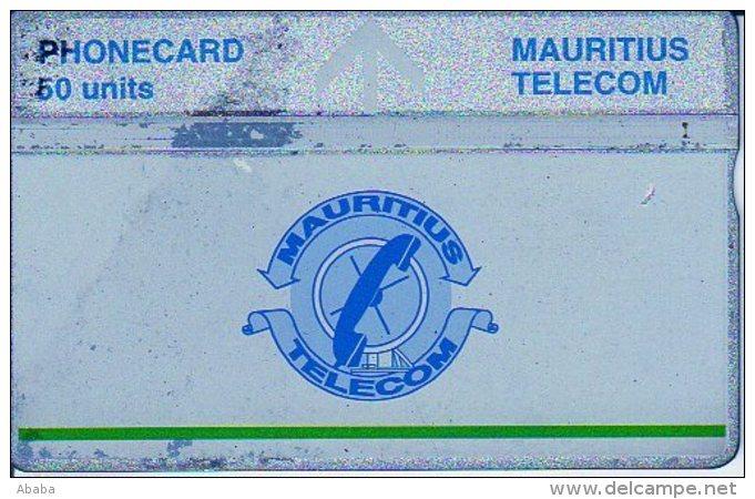 TELECARTE MAURITIUS TELECOM - Gabon