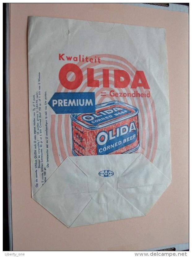 Kwaliteit OLIDA = Gezondheid ( Premium ) Fijn En Smakelijk () Nieuwstaat / Unisac ( Zie Foto´s Voor Detail ) ! - Publicités