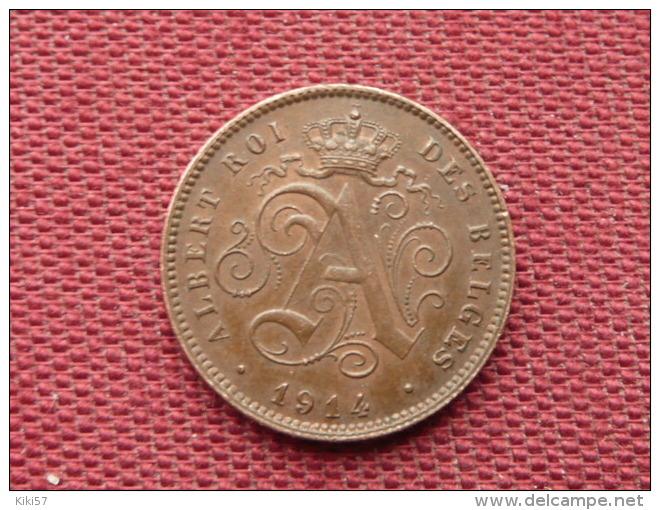 BELGIQUE Monnaie De 2 Cts 1914 Jamais Circulée Quasi Neuve - 02. 2 Centimes