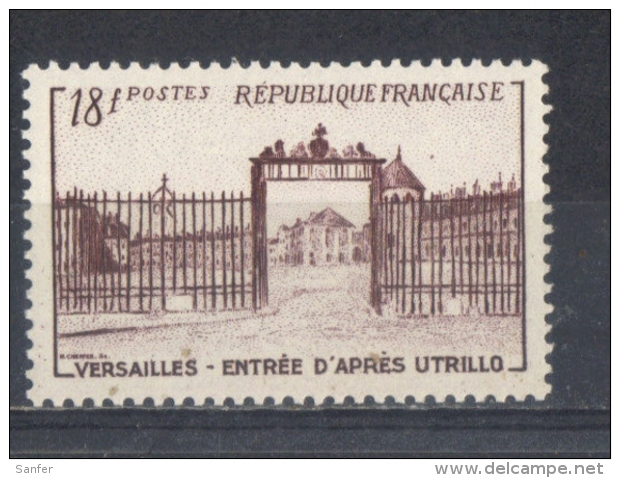 FRANCIA  -  1952  -  YVERT 939  MNH ( ** ) - France