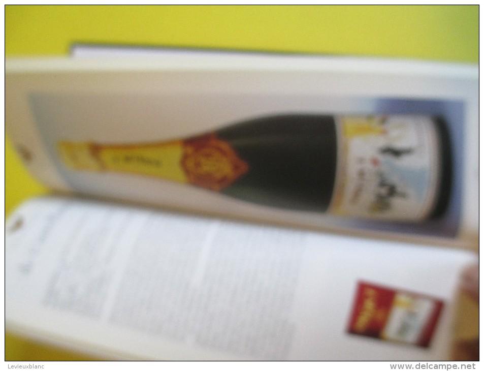 Oenologie/CHAMPAGNE/Neil Mathieson/ Les Vins De Champagne Les Plus Célébres/Books & Co/1998   LIV75 - Culture