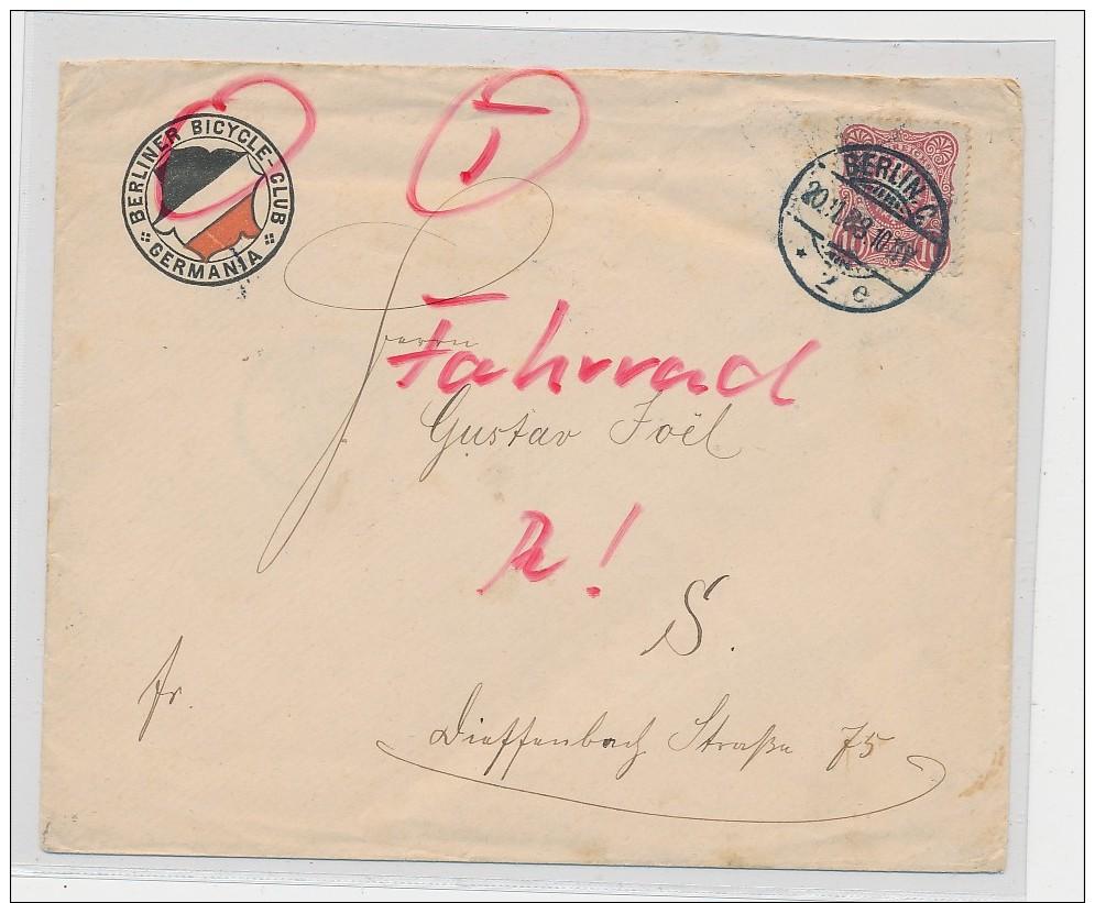Werbung  Brief - Bedarf      ( Ze937 ) Siehe Scan  ! - Deutschland