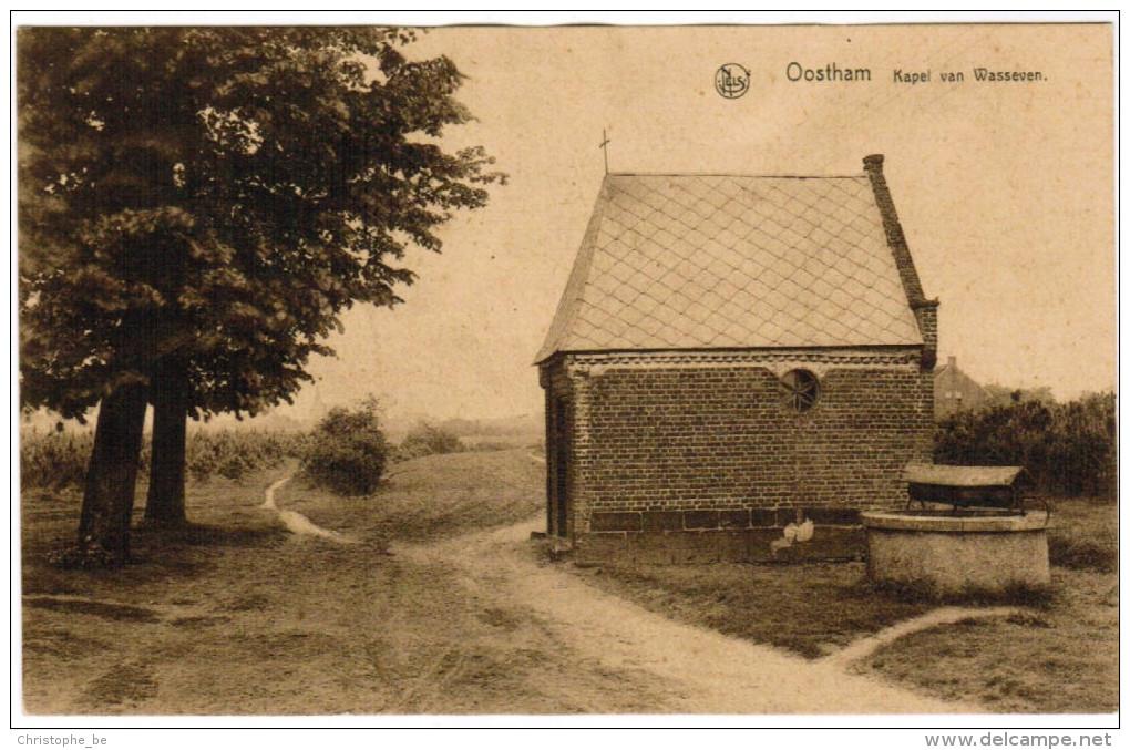 Oostham, Kapel Van Wasseven (pk30054) - Ham