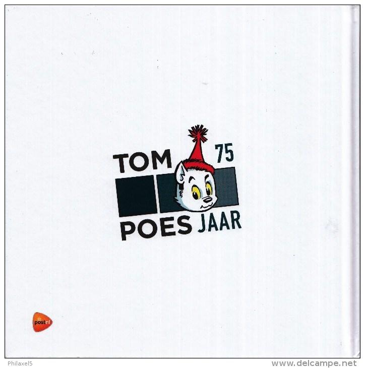 Themaboek PostNL – Tom Poes En De Pasmunt - Tom Poes/Ollie B. Bommel/Marten Toonder - Jaar Van Uitgifte 2016 - Bommel En Tom Poes, Heer