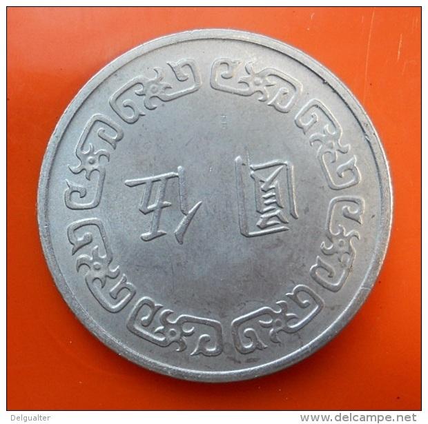 Taiwan 5 Yuan 1974 - Taiwan