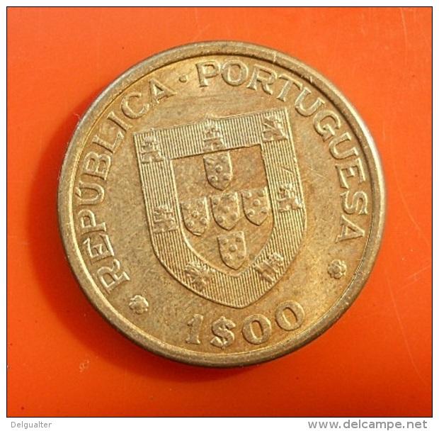 Portugal 1 Escudo Mundial Hoquei 82 - Portugal
