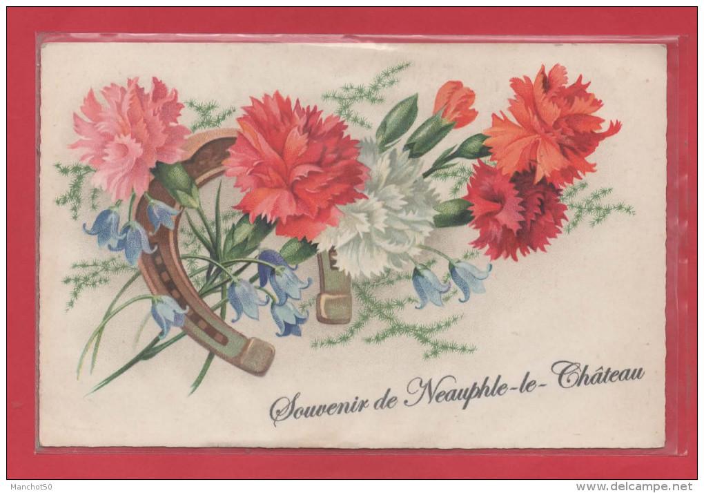 78-CPA NEAUPHLE LE CHATEAU - Neauphle Le Chateau