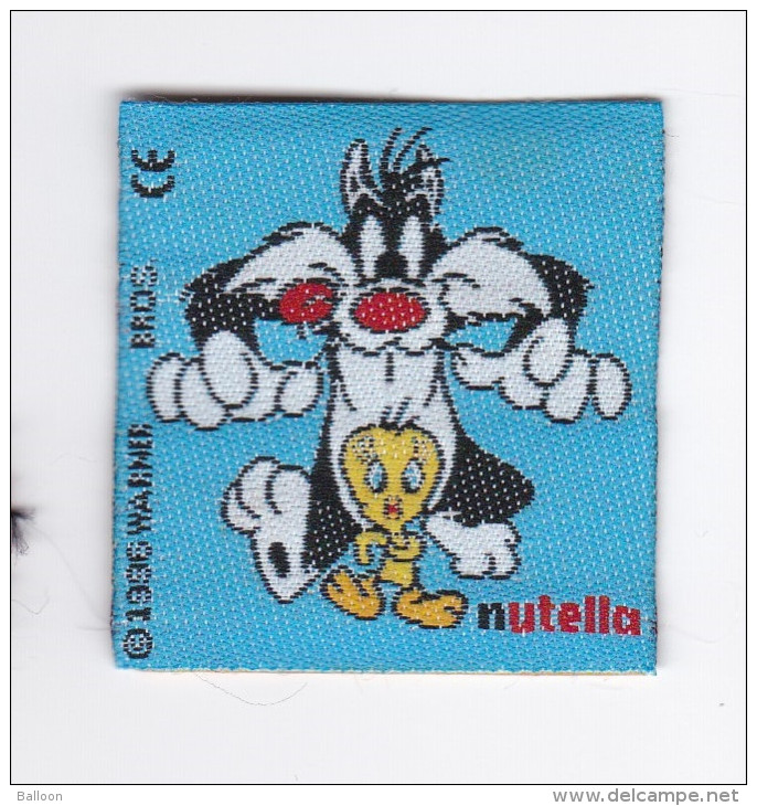 Pièces De Rapièçage - Patch Nutella - Children