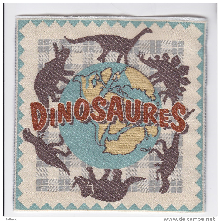 Pièces De Rapièçage - Patch - Dinosaures - Children