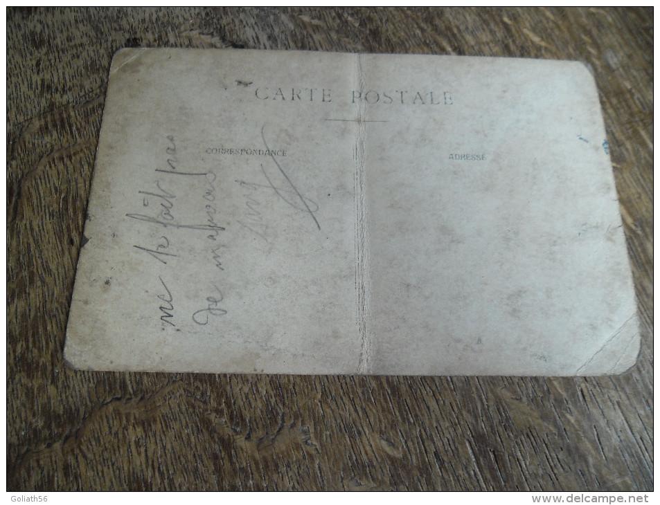 CPA Photo De L'entreprise De Tri-Porteurs Juéry Frères, Ouvriers Et Cadres, Années 1900 - Cartes Postales