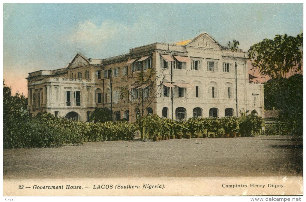 NIGERIA(LAGOS) - Nigeria