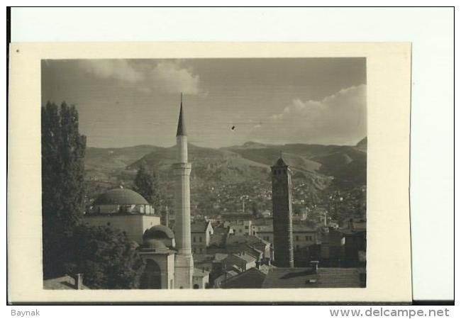 BiH1395   --  SARAJEVO   --  MOSCHEE - Bosnien-Herzegowina
