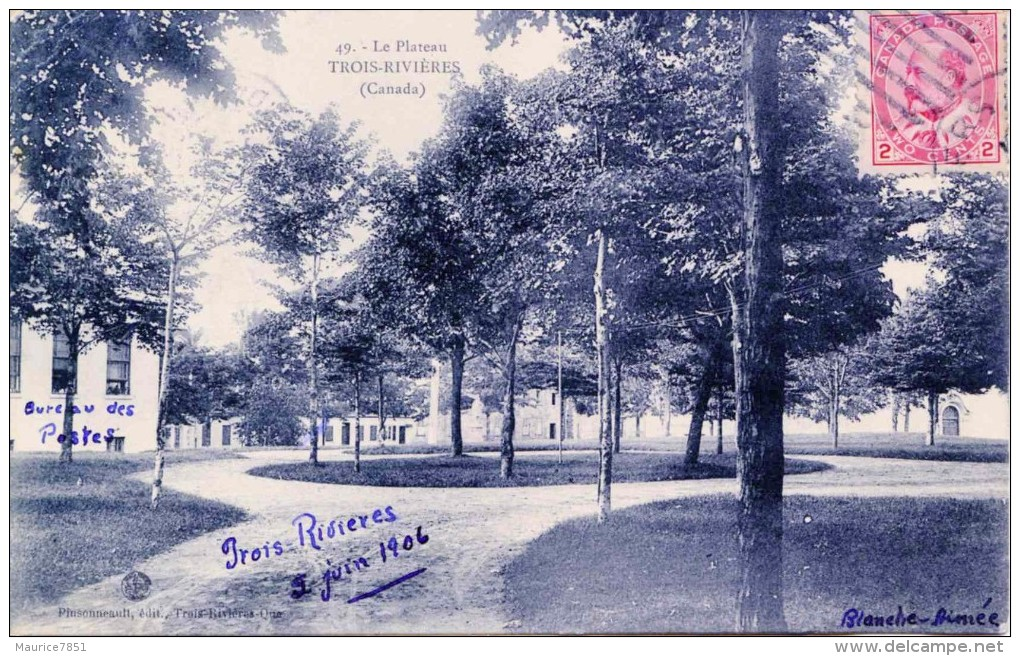 TROIS RIVIERES -- LE PLATEAU - Trois-Rivières