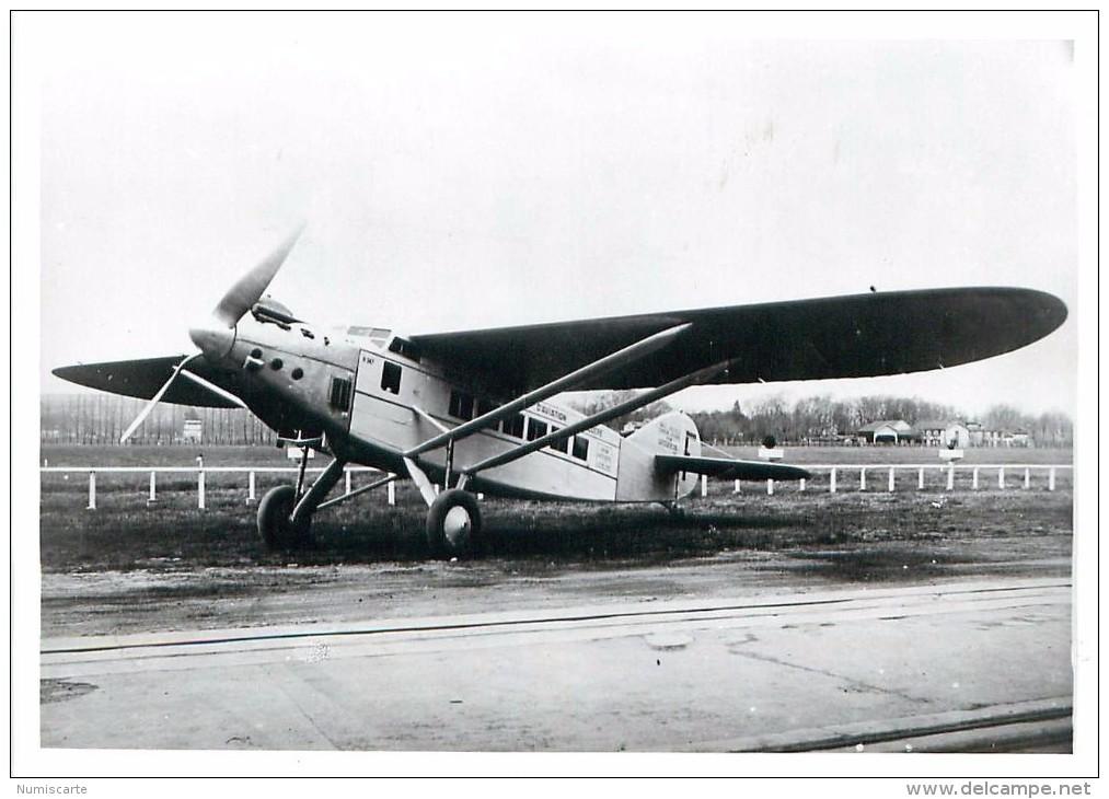 Photo Exploitation 12x17cm LATECOERE 28 - 1929 Musée De L' Air - Aviation