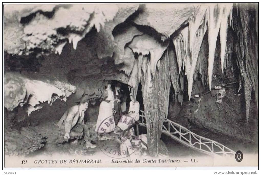 Les Grottes De Betharram Sortie Du Tunnel - Francia
