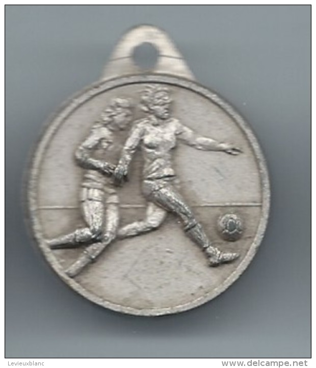 Petite Médaille/ Foot-Ball/Foot Féminin/ ASA//1980-81         SPO93 - Football