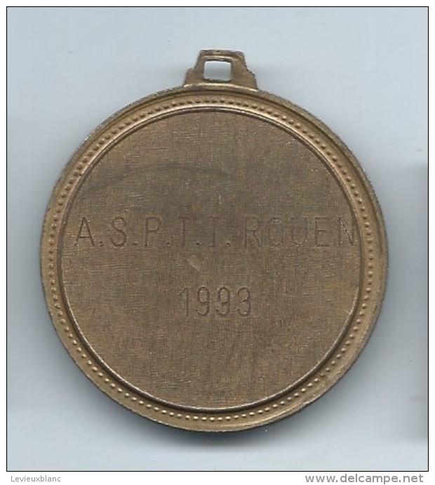 Médaille/ Foot-Ball/ASPTT  ROUEN / 1993          SPO99 - Football