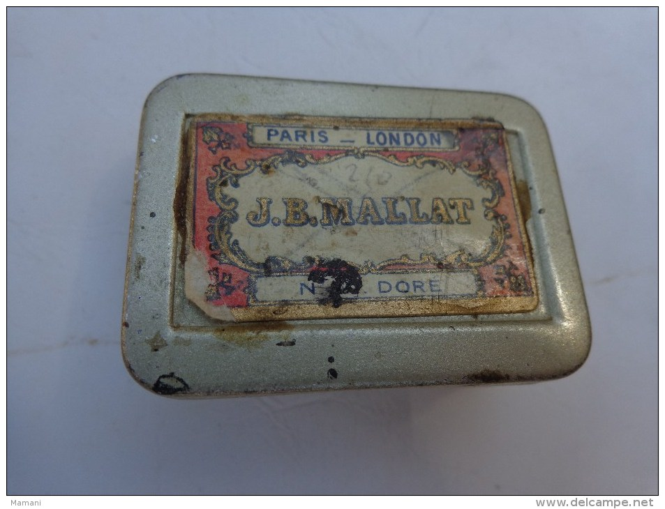 Lot De 8 Plumes  J.cooke -jmb Raphael N°27-baignol Farjon-la Comtoise     Et Boite Jb Mallat - Plumes