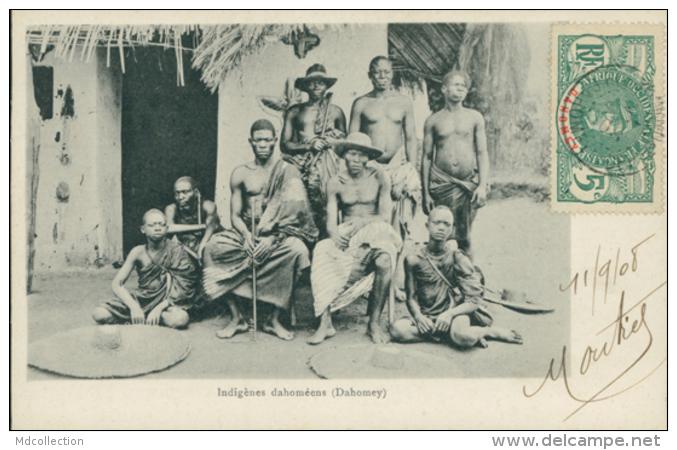 BJ BENIN DIVERS / Indigènes Dahoméens / - Benin