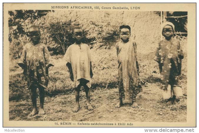 BJ EKITI ADO / Enfants Catéchumènes à Ekiti Ado / - Benin