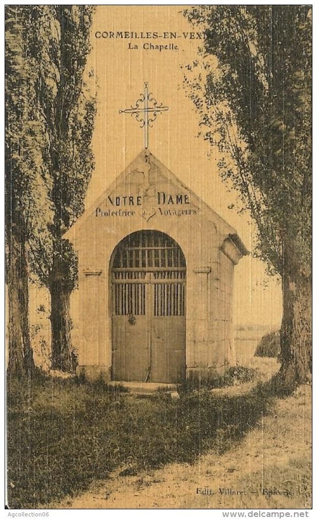 CORMEILLES EN VEXIN. LA CHAPELLE - France