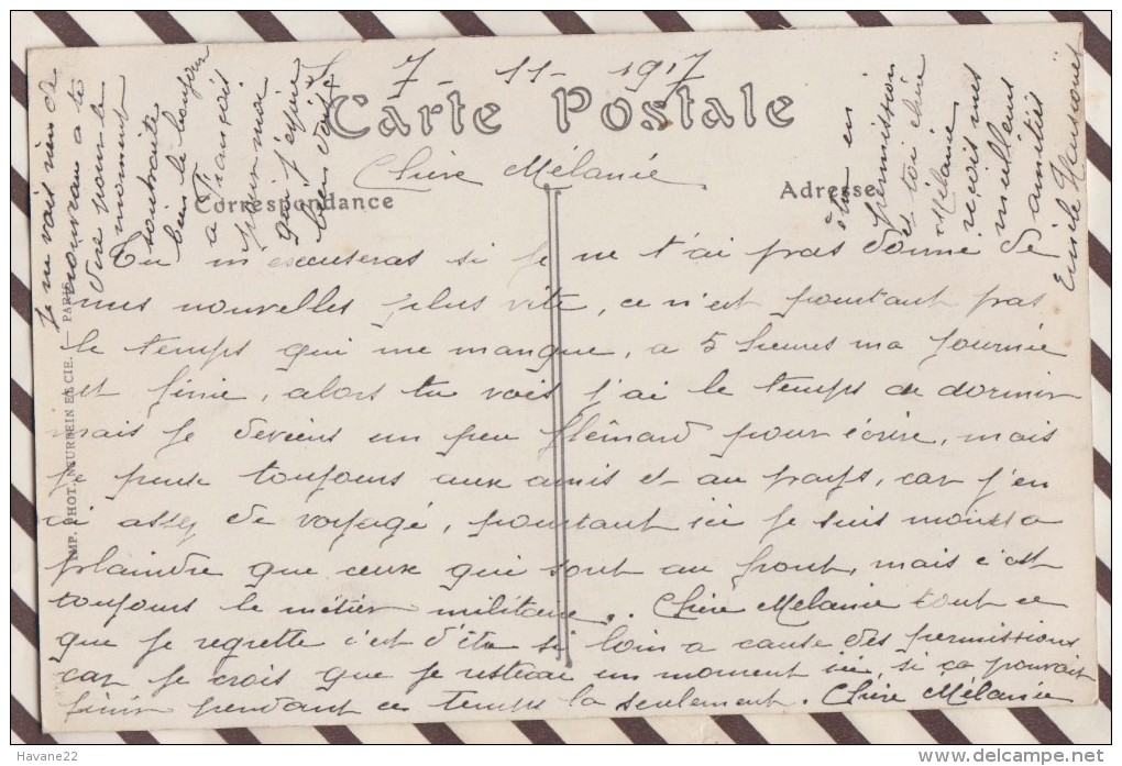 6AI2479 BOURGES DEPOT MATERIEL ARTILLERIE 2 SCANS - Bourges