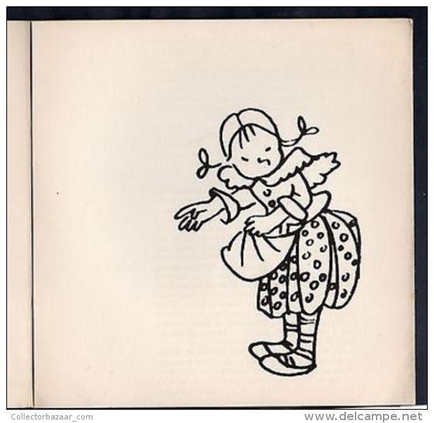 FUTURISM ART - ORIGINAL BARRADAS 1963 Exhibition Catalog Cartoon For Children - Books, Magazines, Comics