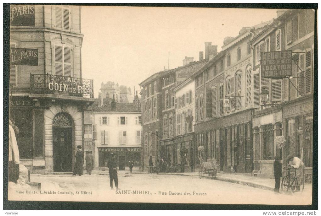 Rue Basses-des-Fosses - Saint Mihiel