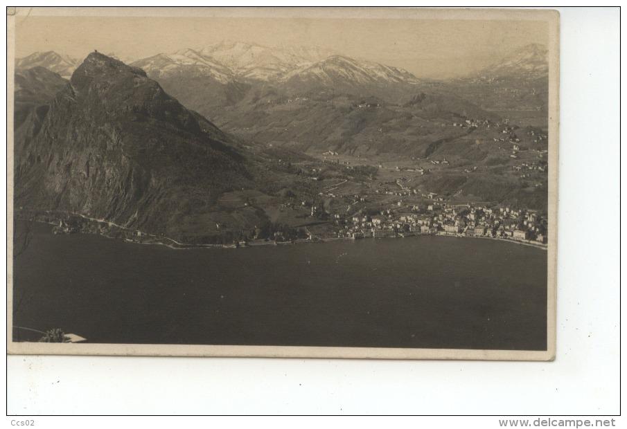 Paysage à Identifier Tessin 1925 - Cartes Postales