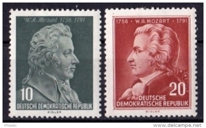DDR Mi. Nr. 510-511 * (A-2-1) - DDR