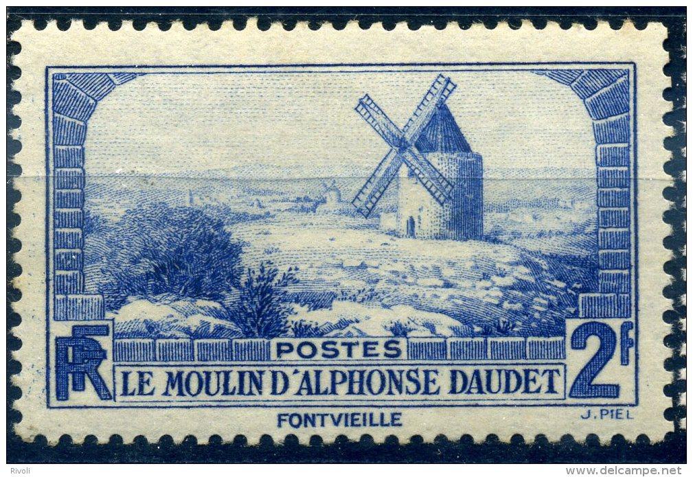 FRANCE 1936 MNH NEUF AVEC CHARNIERE N° 311 COTE 4.5E - Nuovi