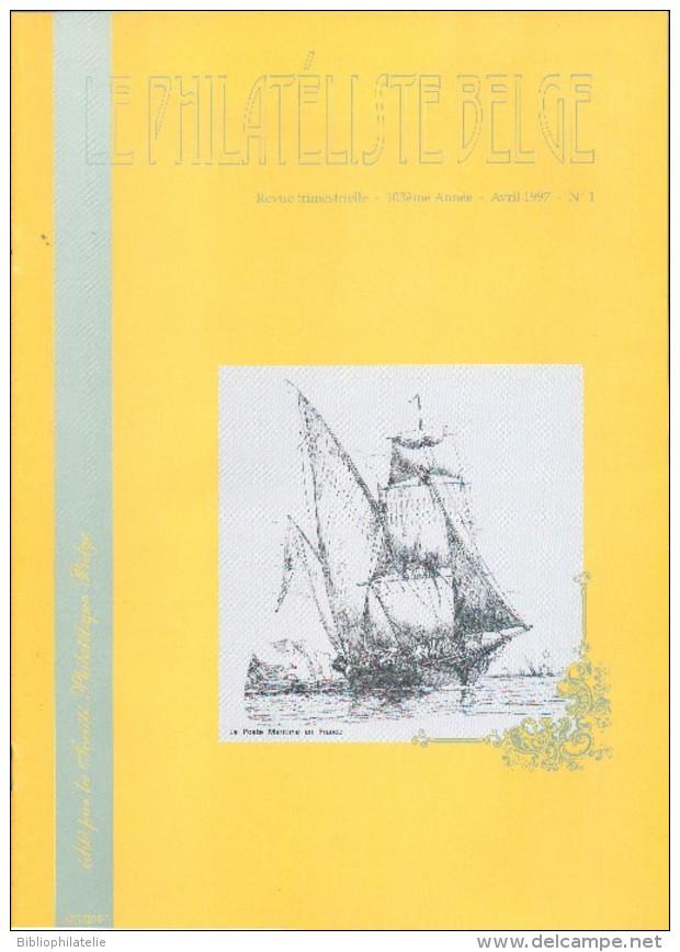 LE PHILATELISTE BELGE, N°1, 103ème Année, Avril 2007, 22 Pages - Etat Neuf.  - MO130 - Zeitschriften