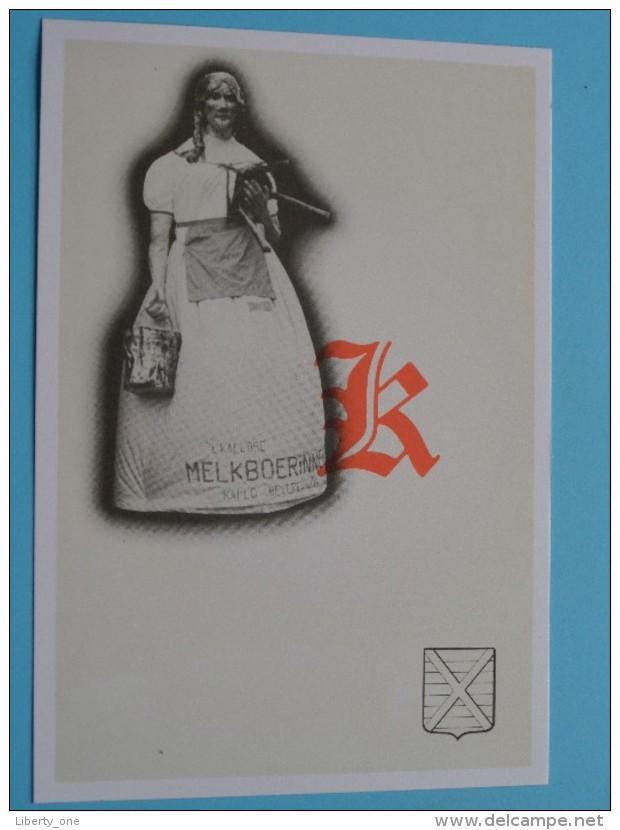 SEFKEN De PUITESLAGER / MELKBOERINNEKE / ALDEGONDE Beveren - Anno 1982 ( 3 Pcs. / Details Zie Foto's ) ! - Beveren-Waas