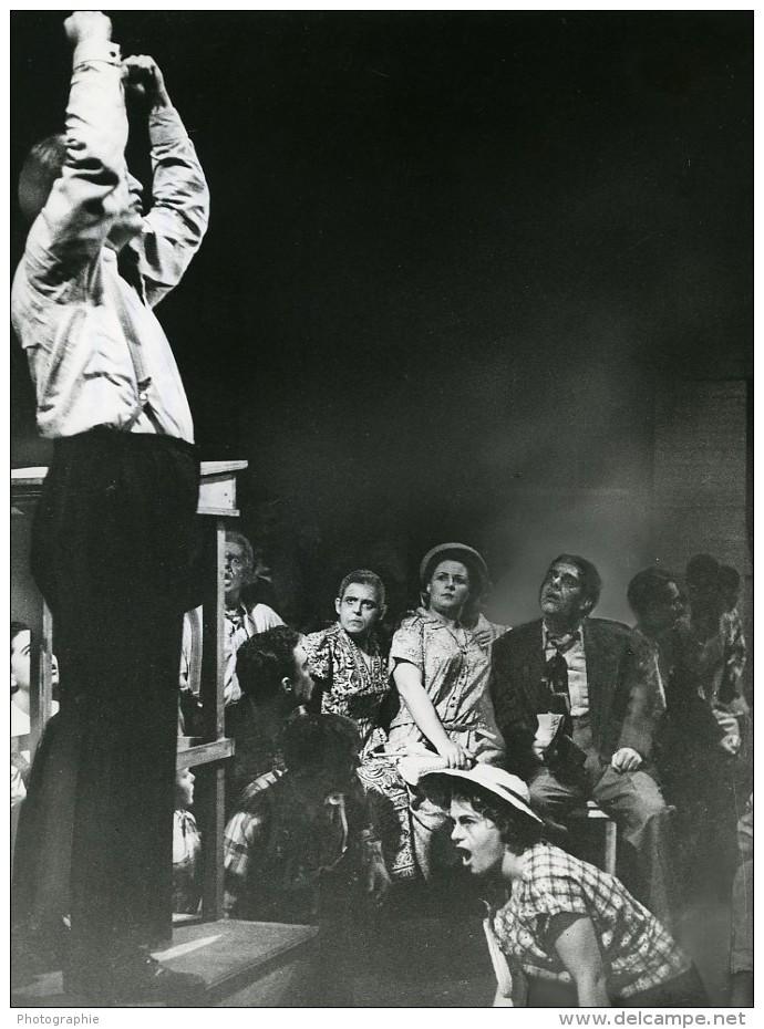USA Los Angeles School Of Music Opera Susannah De Carlisle Floyd Ancienne Photo 1957 - Photographs