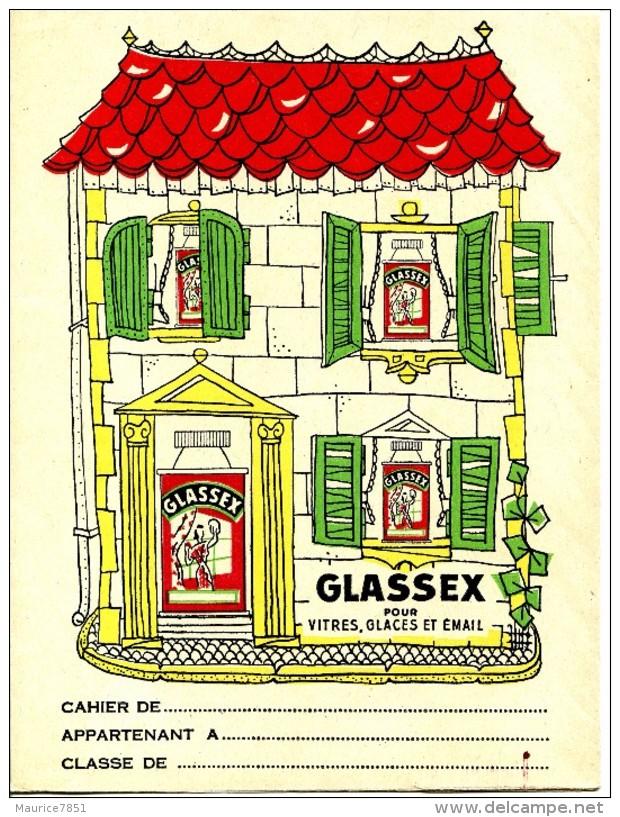 PROTEGE CAHIER- GLASSEX - Vloeipapier