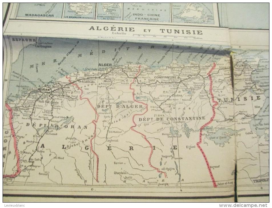 France / A Taride/ Cartes Automobiles, Cyclistes//Europe Centrale-Chemins De Fer-Lignes Navigation/Vers 1900 PGC115 - Geographische Kaarten