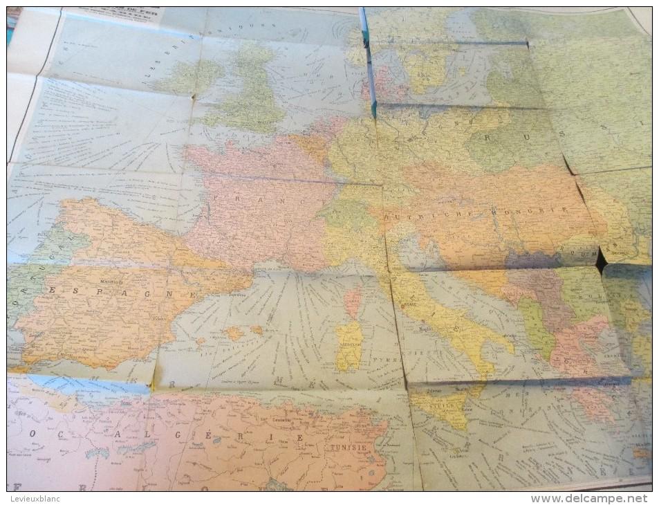 France / A Taride/ Cartes Automobiles, Cyclistes//Europe Centrale-Chemins De Fer-Lignes Navigation/Vers 1900 PGC115 - Mapas Geográficas