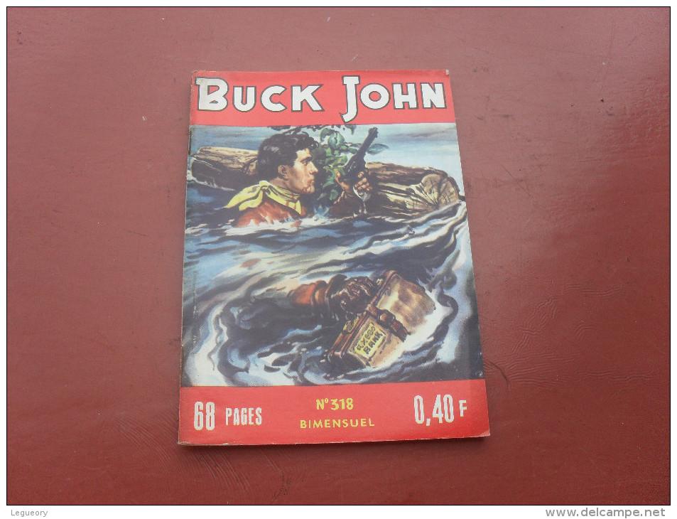 Buck John  N°318 - Non Classés