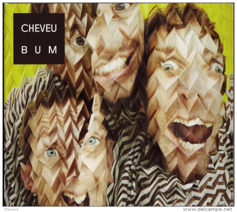 """CHEVEU """"Bum"""" (Born Bad Records 2014) Neuf - Sin Clasificación"""