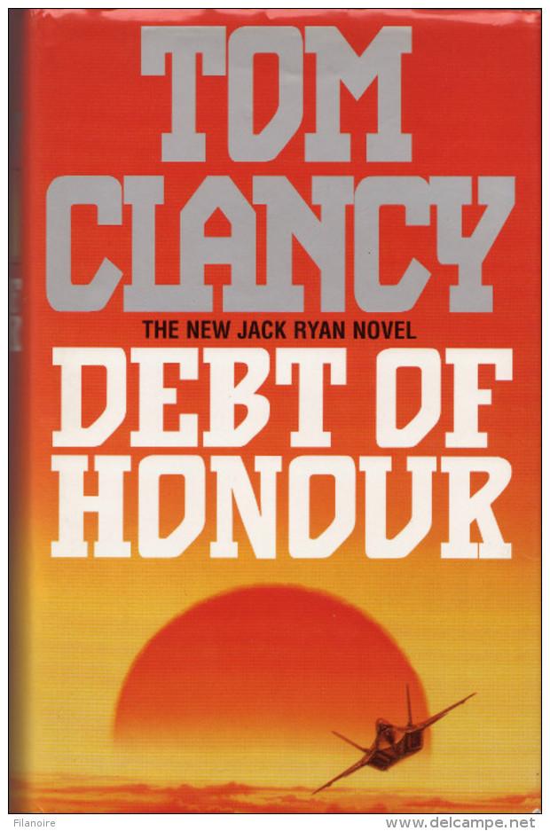 Tom CLANCY Debt Of Honor BCA Edition (1994) - Polars
