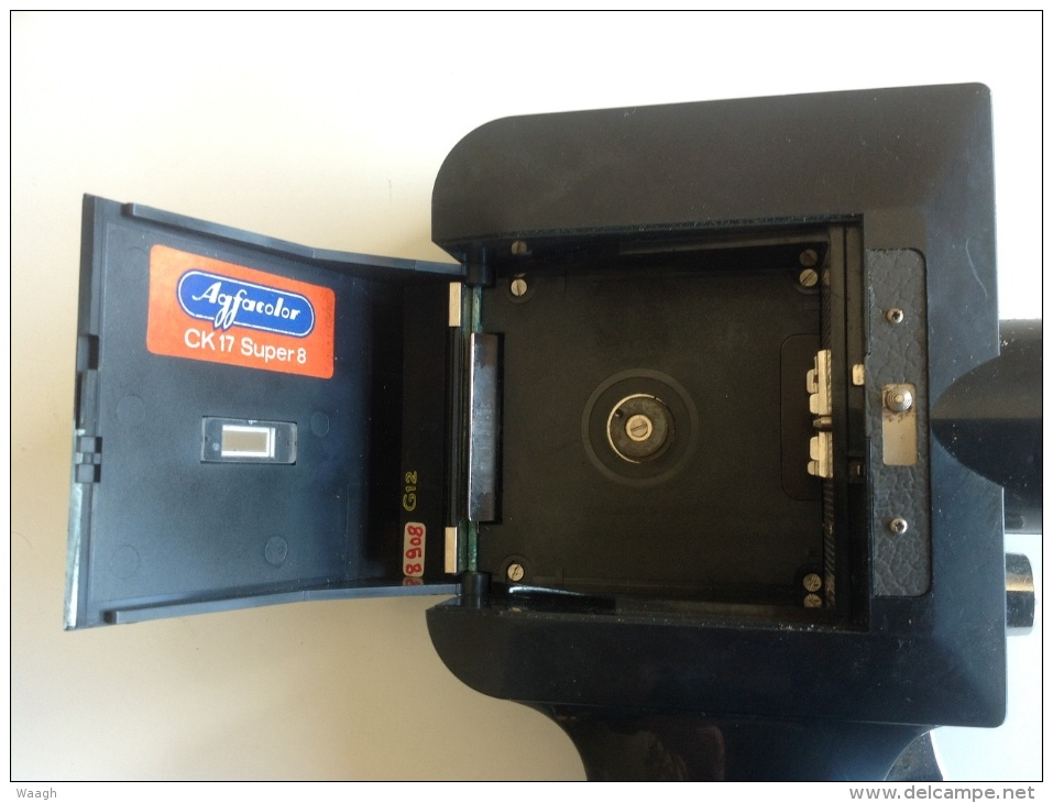 Super 8 AGFA MOVEX SV Automatic - Proyectores De Cine